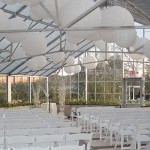 Our Green House is very flexible and can be adjusted to your needs.
